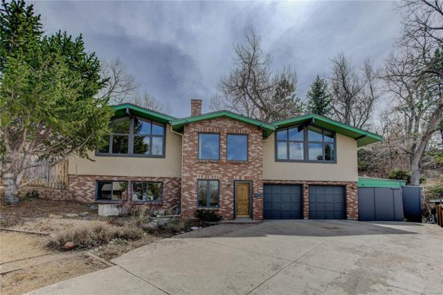 12204 W Applewood Knolls Drive, Lakewood, CO 80215 (#6488948) :: Compass Colorado Realty