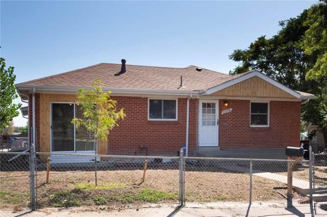 7276 Mariposa Street, Denver, CO 80221 (#6489337) :: My Home Team