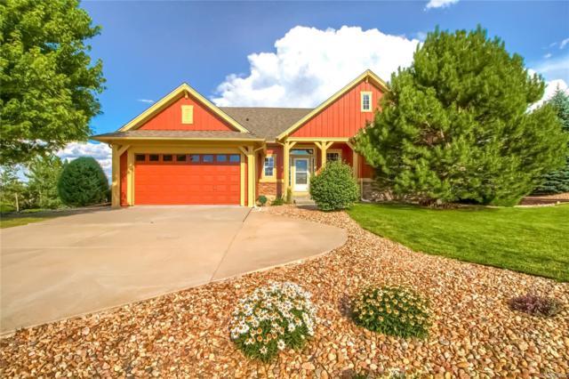 1308 Suncrest Road, Castle Rock, CO 80104 (#6490667) :: HomePopper
