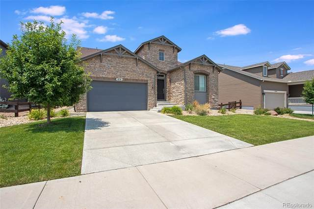 1814 Wright Drive, Erie, CO 80516 (#6491154) :: The HomeSmiths Team - Keller Williams