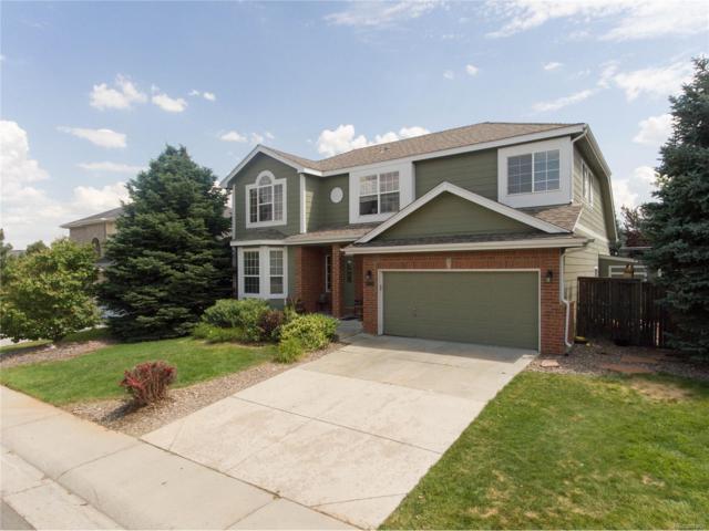 10034 Keenan Street, Highlands Ranch, CO 80130 (MLS #6491494) :: 8z Real Estate