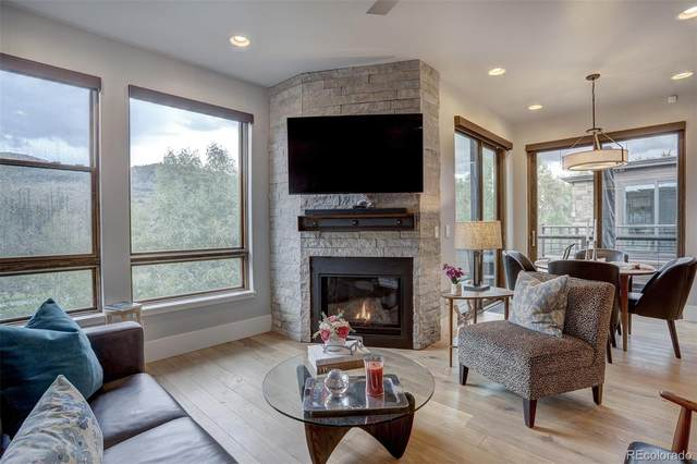 1080 Blue River Parkway #302, Silverthorne, CO 80498 (MLS #6491565) :: Bliss Realty Group