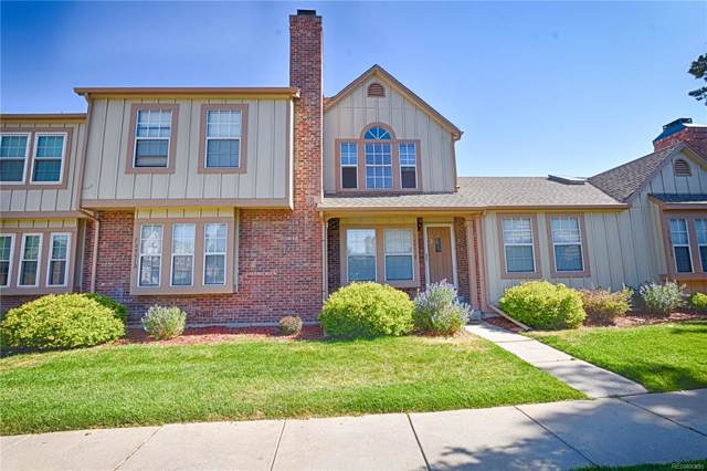 16951 E Chenango Avenue E, Aurora, CO 80015 (#6491885) :: James Crocker Team