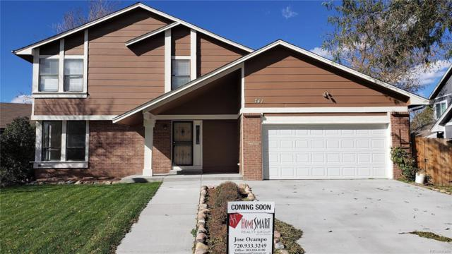 741 S Dearborn Circle, Aurora, CO 80012 (MLS #6492066) :: 8z Real Estate