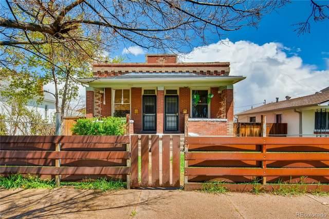 3914 Osage Street, Denver, CO 80211 (MLS #6492247) :: Stephanie Kolesar