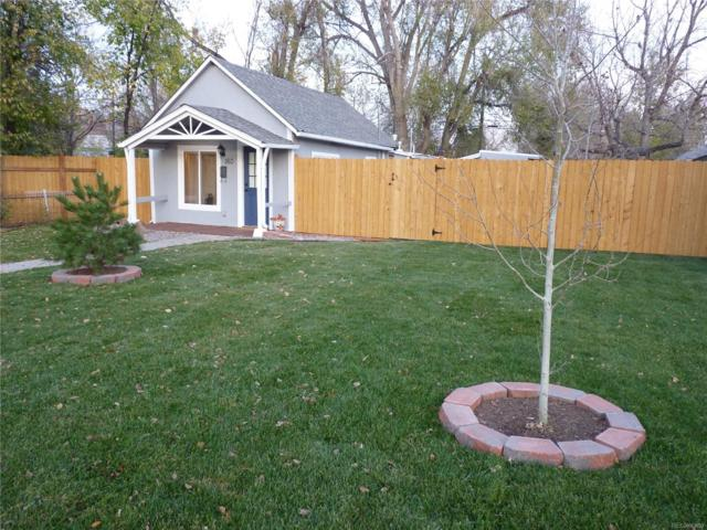 160 N Quitman Street, Denver, CO 80219 (#6492293) :: House Hunters Colorado