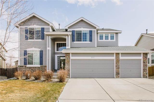 231 Bittern Drive, Johnstown, CO 80534 (MLS #6493159) :: The Sam Biller Home Team