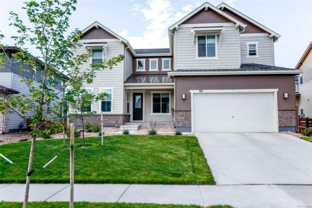 525 Orion Avenue, Erie, CO 80516 (MLS #6493324) :: 8z Real Estate