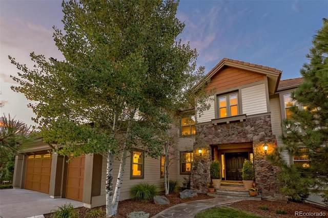 6281 Oxford Peak Place, Castle Rock, CO 80108 (#6493401) :: Colorado Home Finder Realty
