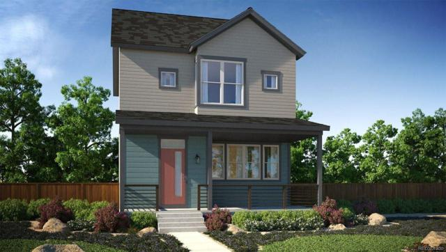 9419 E 57th Place, Denver, CO 80238 (#6493665) :: The Griffith Home Team