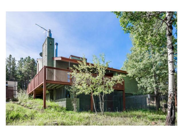 2822 Nova Road, Pine, CO 80470 (#6494341) :: The Healey Group