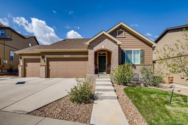 570 Sage Grouse Circle, Castle Rock, CO 80109 (#6494461) :: Chateaux Realty Group
