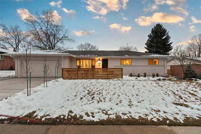 3555 S Holly Street, Denver, CO 80237 (#6494479) :: The Dixon Group