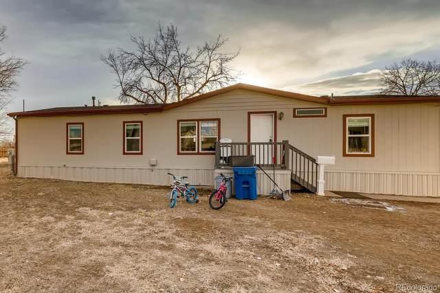 2885 E Midway Boulevard, Denver, CO 80234 (MLS #6494586) :: 8z Real Estate