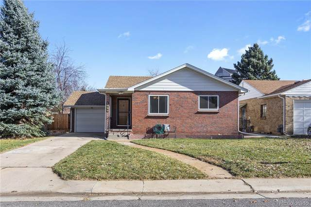 1050 S Garfield Street, Denver, CO 80209 (#6495304) :: The Harling Team @ Homesmart Realty Group