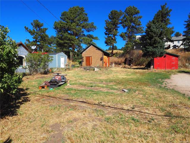 45 W 3rd Street, Nederland, CO 80466 (MLS #6495753) :: 8z Real Estate