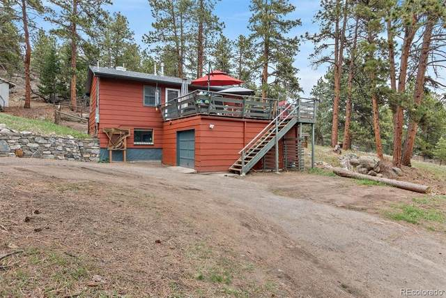 6959 Willa Lane, Evergreen, CO 80439 (#6495825) :: The Colorado Foothills Team | Berkshire Hathaway Elevated Living Real Estate