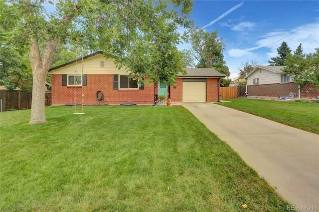 1592 S Cody Street, Lakewood, CO 80232 (#6495913) :: The Griffith Home Team