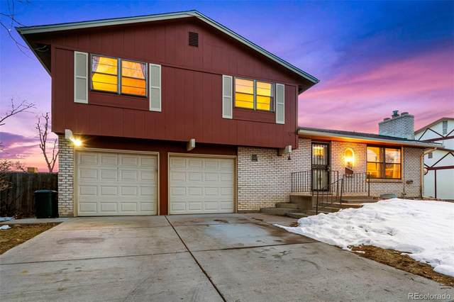 6258 W 84th Avenue, Arvada, CO 80003 (#6496060) :: HomeSmart