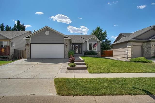 4809 Hawk Meadow Drive, Colorado Springs, CO 80916 (MLS #6496669) :: 8z Real Estate