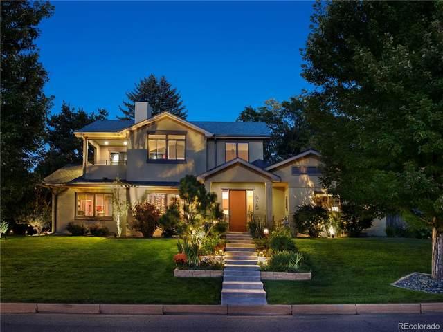 970 S Steele Street, Denver, CO 80209 (#6496984) :: The Harling Team @ HomeSmart