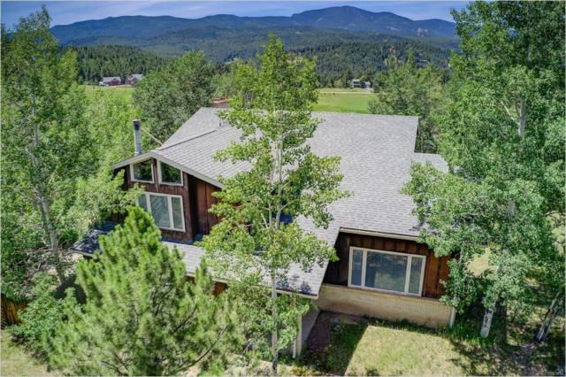 8825 Armadillo Trail, Evergreen, CO 80439 (MLS #6497098) :: 8z Real Estate
