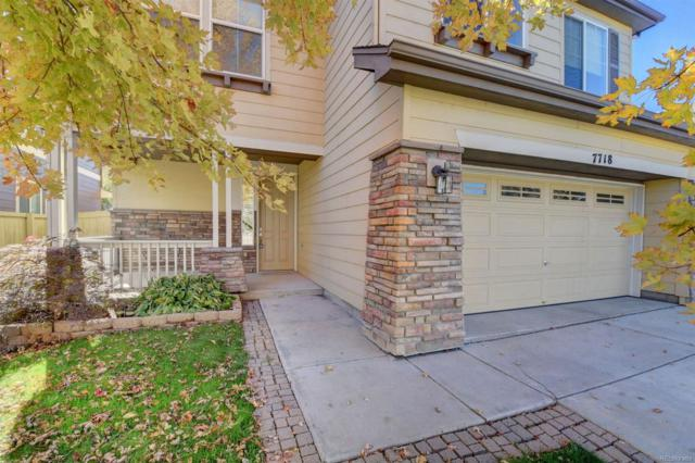 7718 W Layton Way, Littleton, CO 80123 (#6497179) :: The City and Mountains Group