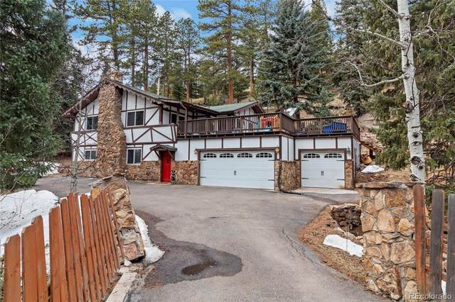 8117 S Brook Forest Road, Evergreen, CO 80439 (MLS #6497287) :: 8z Real Estate