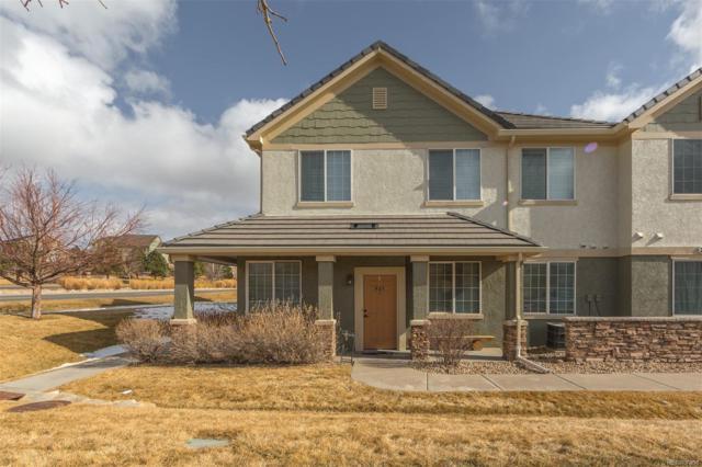 22505 E Ontario Drive #103, Aurora, CO 80016 (#6497414) :: Bring Home Denver