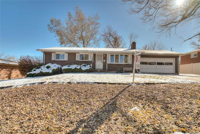 12038 W Mexico Place, Lakewood, CO 80228 (#6497465) :: HomePopper