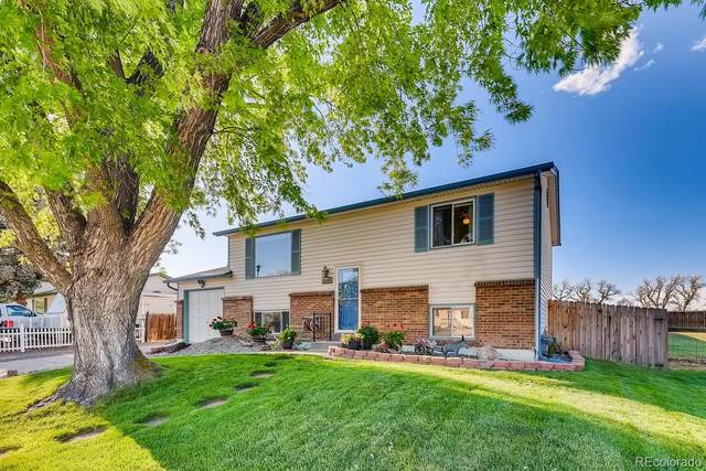 12459 W 71st Place, Arvada, CO 80004 (#6497548) :: The Heyl Group at Keller Williams
