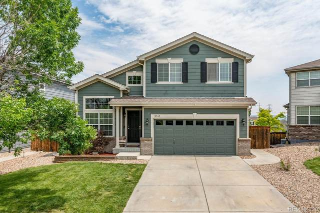 16543 High Desert Place, Parker, CO 80134 (#6497590) :: Mile High Luxury Real Estate
