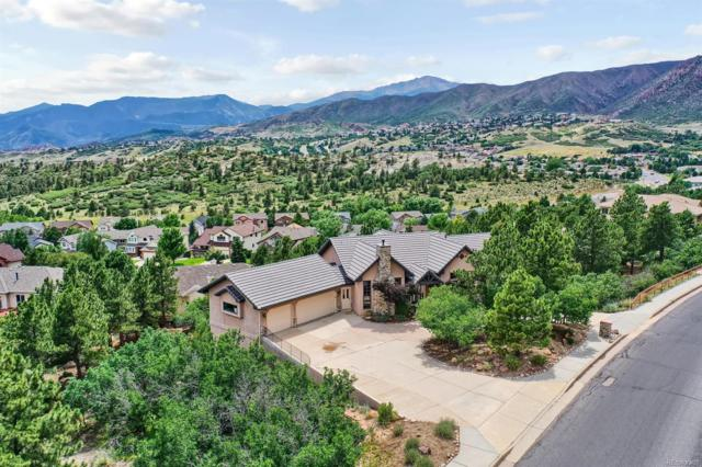 1605 Allegheny Drive, Colorado Springs, CO 80919 (MLS #6497752) :: Colorado Real Estate : The Space Agency