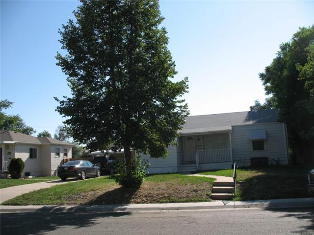 1920 Nome Street, Aurora, CO 80010 (MLS #6497822) :: 8z Real Estate