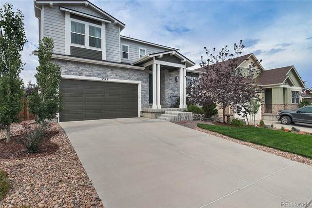3395 Ghost Dance Drive, Castle Rock, CO 80108 (MLS #6497874) :: Bliss Realty Group