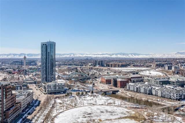 1700 Bassett Street #2304, Denver, CO 80202 (#6497891) :: Sultan Newman Group
