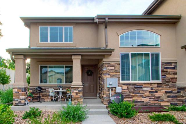 1335 S Chambers Road #101, Aurora, CO 80017 (MLS #6498556) :: 8z Real Estate