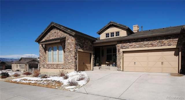 2197 Villa Creek Circle, Colorado Springs, CO 80921 (MLS #6498841) :: 8z Real Estate