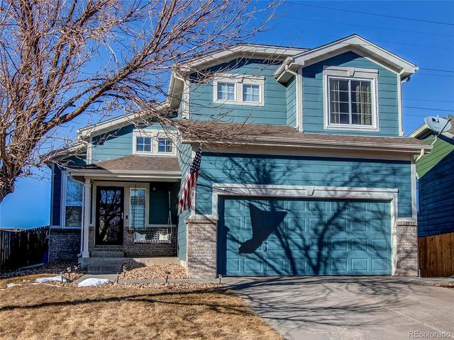 4707 S Ireland Court, Aurora, CO 80015 (#6499449) :: iHomes Colorado