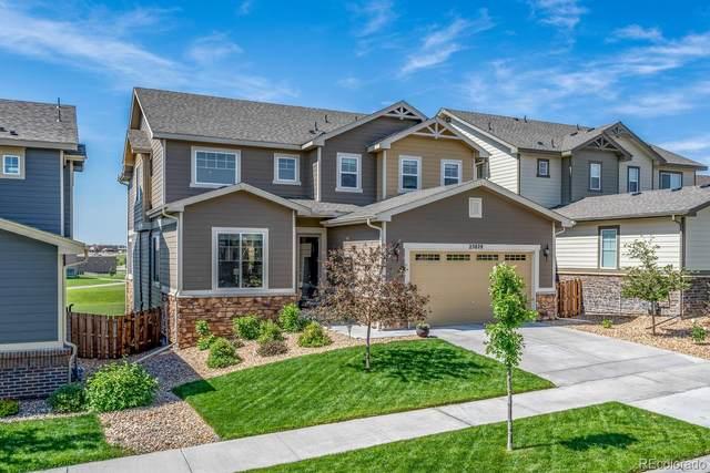 25828 E Calhoun Place, Aurora, CO 80016 (#6499692) :: Peak Properties Group