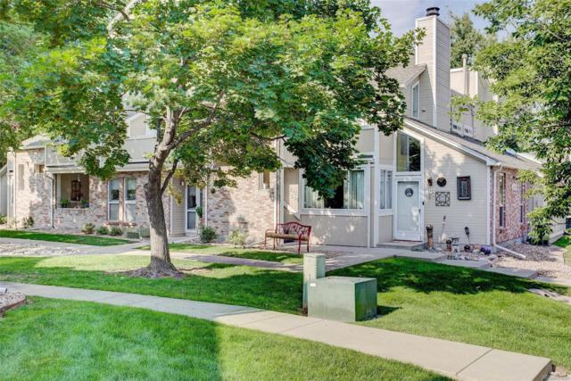 4931 Garrison Street 203F, Wheat Ridge, CO 80033 (#6499745) :: The Peak Properties Group