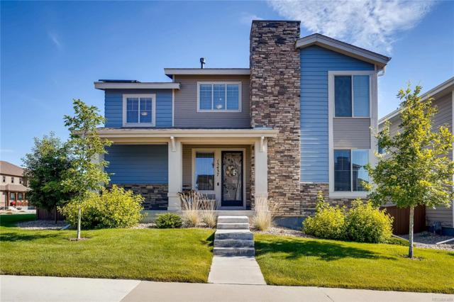 15437 W 95th Avenue, Arvada, CO 80007 (#6500045) :: The HomeSmiths Team - Keller Williams