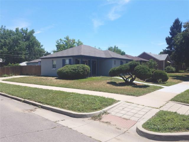 2990 Cherry Street, Denver, CO 80207 (MLS #6500084) :: 8z Real Estate