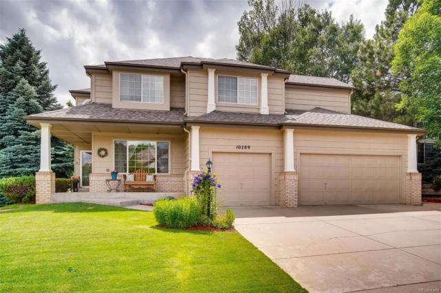 10289 Lodestone Way, Parker, CO 80134 (#6500206) :: Keller Williams Action Realty LLC