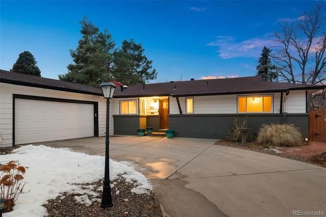 2551 S Jersey Street, Denver, CO 80222 (#6500510) :: Venterra Real Estate LLC