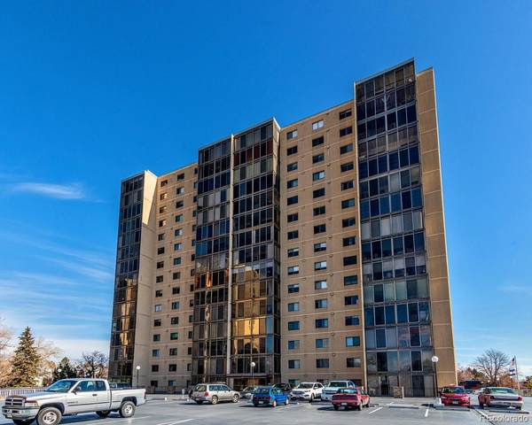 7877 E Mississippi Avenue #903, Denver, CO 80247 (#6501054) :: Compass Colorado Realty