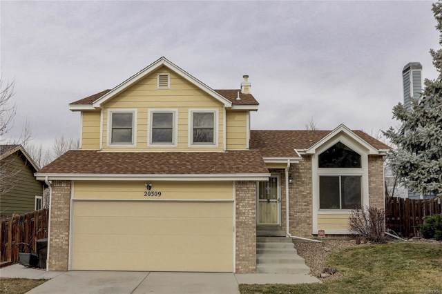 20309 E Powers Place, Centennial, CO 80015 (#6501286) :: The Peak Properties Group