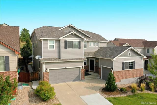 3463 Dove Valley Place, Castle Rock, CO 80108 (#6501573) :: The Brokerage Group