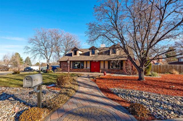 7686 Jellison Street, Arvada, CO 80005 (#6501581) :: House Hunters Colorado