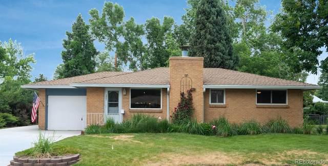 3461 W Patterson Place, Littleton, CO 80123 (#6501682) :: Venterra Real Estate LLC
